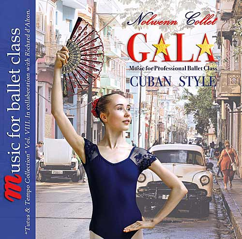Gala Cuban Style - Tutus and Tempo Collection Vol VIII by Nolwenn Collet