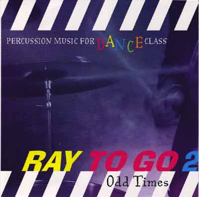 Ray To Go 2 CD Cover