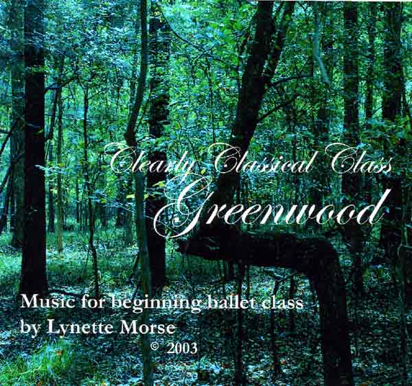 Clearly Classical - Greenwood CD Cover
