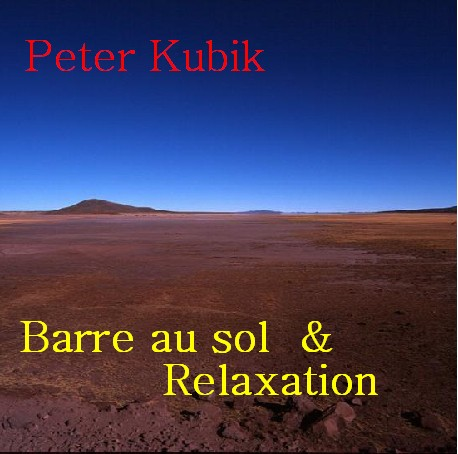 Barre Au Sol & Relaxation CD - by Peter Kubik