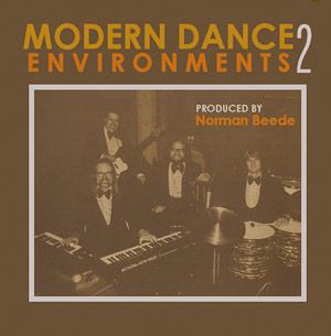 Modern Dance Environments 2 CD Cover