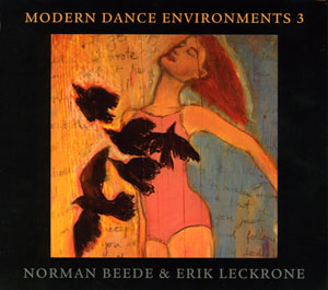 Modern Dance Environments 3 CD Cover