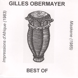Best of Gilles Obermayer CD