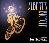 Albert's Bicycle CD