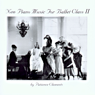 New Piano Music For Ballet Class II - CD