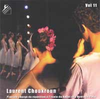 Dance Arts Production Vol 11 Ballet Class Cd by Laurent Choukroun