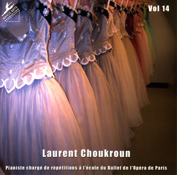 Dance Arts Production Vol 14 Ballet Class Cd by Laurent Choukroun