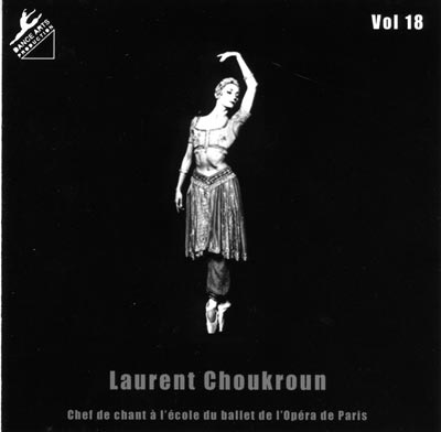 Dance Arts Production - Vol 18 CD by Laurent Choukroun