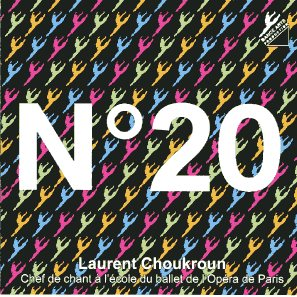 Dance Arts Production Vol 20 Ballet Class Cd by Laurent Choukroun