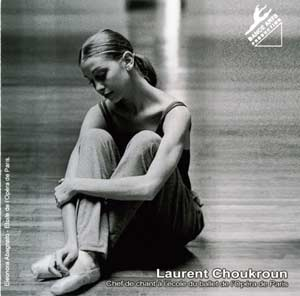 Dance Arts Production Vol 22 1st & 2nd level Ballet Class Cd by Laurent Choukroun