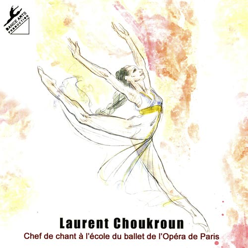 Dance Arts Production Vol 25 Professional Class Ballet Class Cd by Laurent Choukroun