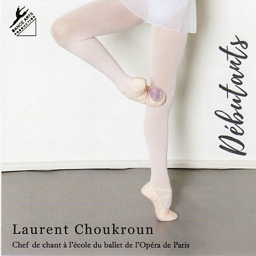 Dance Arts Production - Vol 27 Debutants CD by Laurent Choukroun