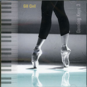 Dancing Keys 3 - Ballet Class CD by Gill Civil