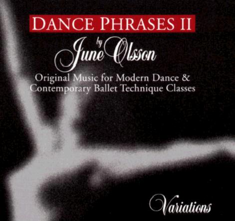 Dance Phrases II CD