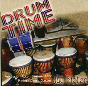 Drum Time - CD by Jay Stoller