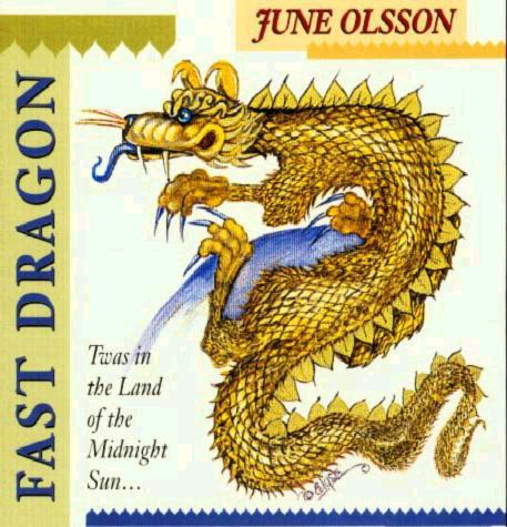 Fast Dragon CD Cover