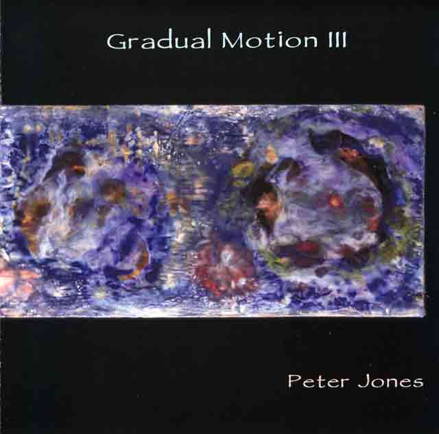 Gradual Motion III CD Cover