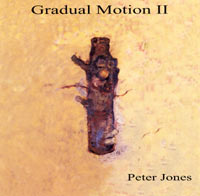 Gradual Motion II CD Cover
