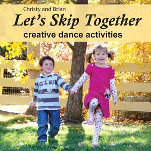 Let's Skip Together:  Christy and Brian Golden