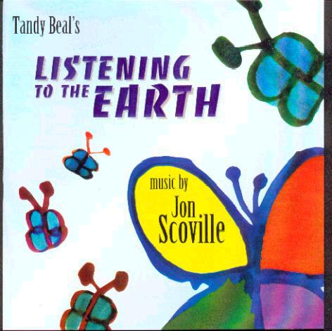 Listening To The Earth CD