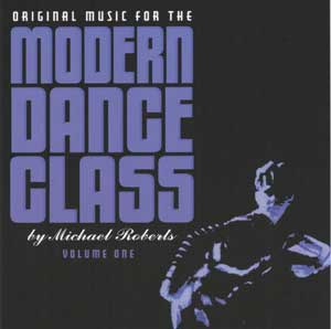 Original Music for the Modern Dance Class CD Cover