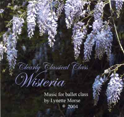 Clearly Classical Class - Wisteria CD