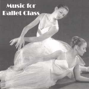 Music for Ballet Class - CD by Karen Carreno Ballet Accompanist