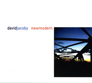 newmodern Cd by David Jacoby for modern dance classes