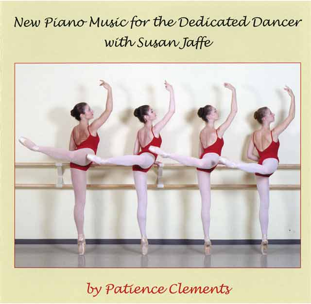 New Piano Music For the Dedicated Dancer with Susan Jaffe - Ballet Class CD