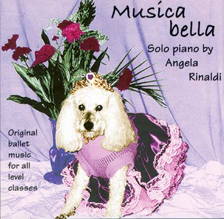 Musica Bella - CD Cover