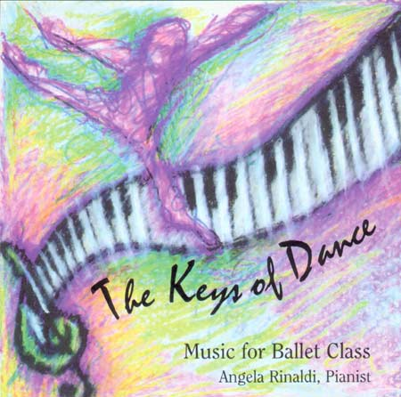 The Keys of Dance - CD Cover