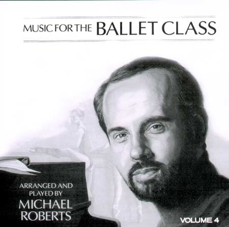 Music for the Ballet Class - Volume 4 - CD Cover