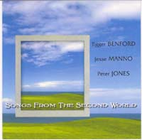 Songs from the SEcond World -  CD Cover