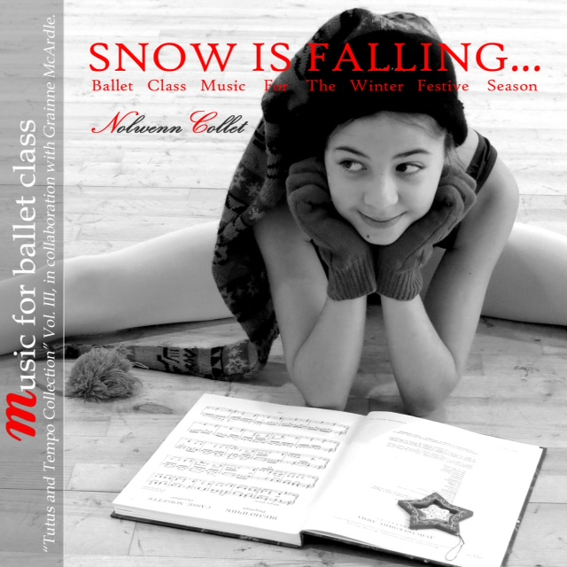 Snow is Falling - Tutus and Tempo Collection Vol 3 by Nolwenn Collet