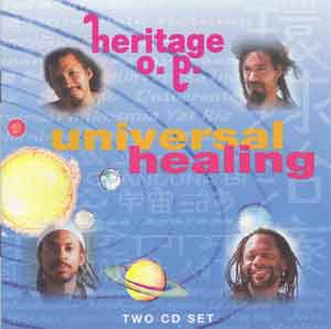 Universal Healing CD by Heritage O.P.