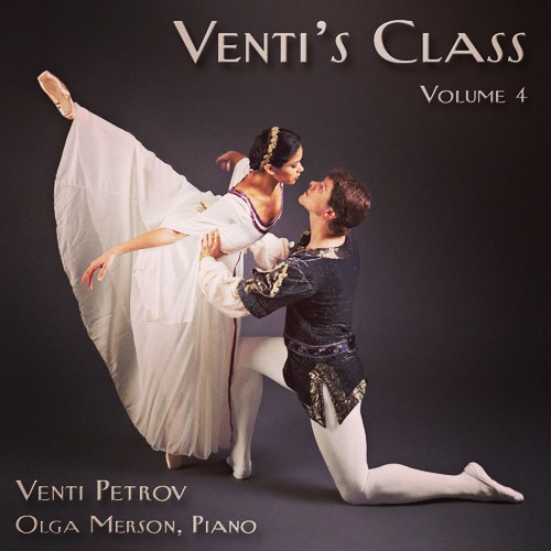 Venti's Clas Volume 4 CD by Venti Petrov