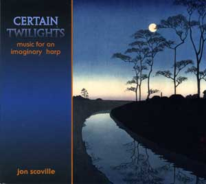 Certain Twilights CD cover - by Jon Scoville