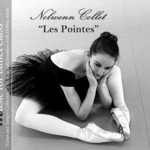 """Les Pointes"" Tutus & Tempo Collection Vol II Music for Ballet Class"