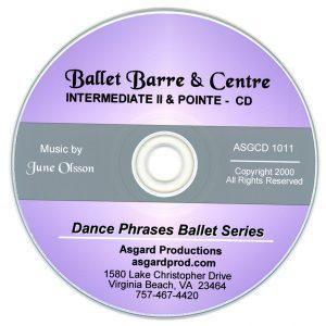 Ballet Barre & Center CD Vol 4