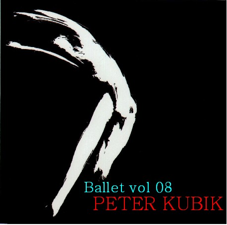 Ballet 08 - A Piano For Dance CD by Peter Kubik