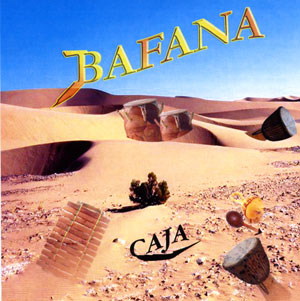 Caja - by Bafana  Jay Stoller & Casimiro Nhussi - Cd of African rhythms