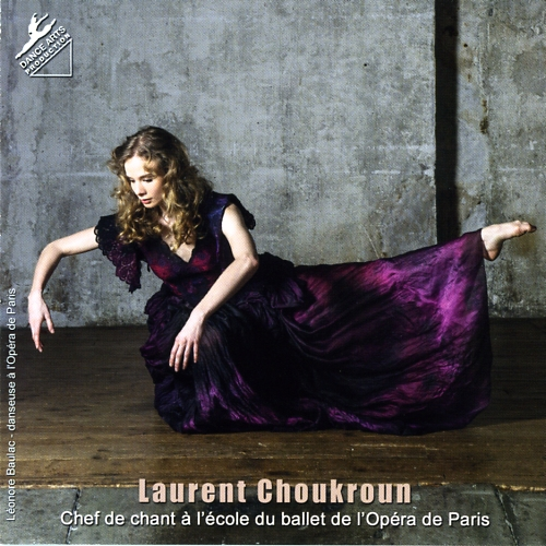 Dance Arts Production - Vol 24 CD by Laurent Choukroun