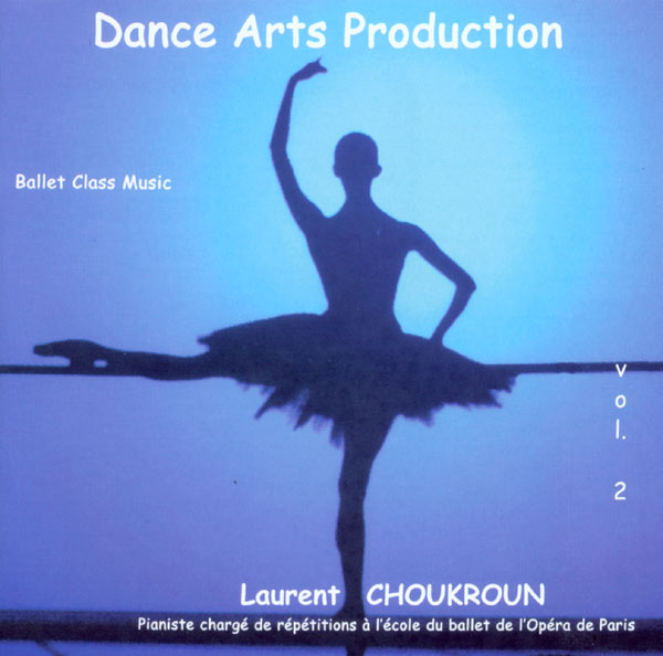 Dance Arts Productions - Vol 2 CD