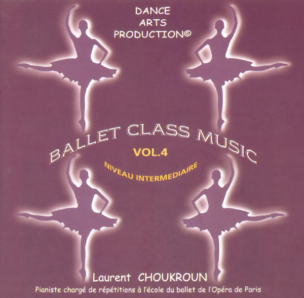 Dance Arts Productions - Vol 4 CD