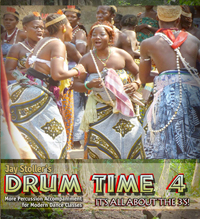 Drum Time 4 - It's all About the 3's - CD by Jay Stoller
