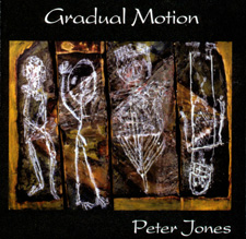 Gradual Motion CD Cover