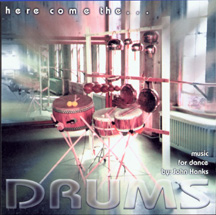 Here Come The Drums CD Cover