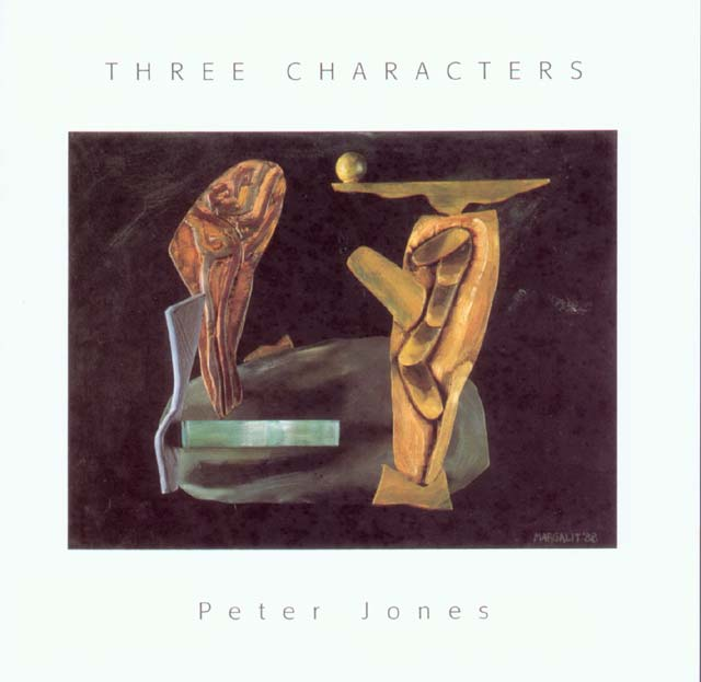 Three Characters CD