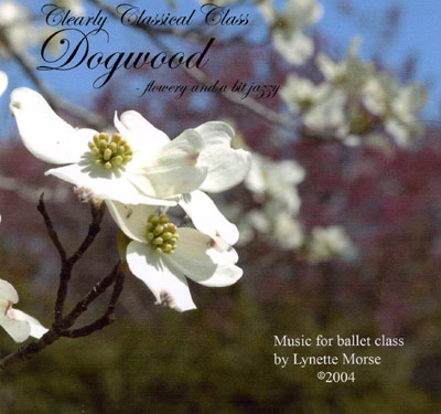 Clearly Classical - Dogwood CD Cover