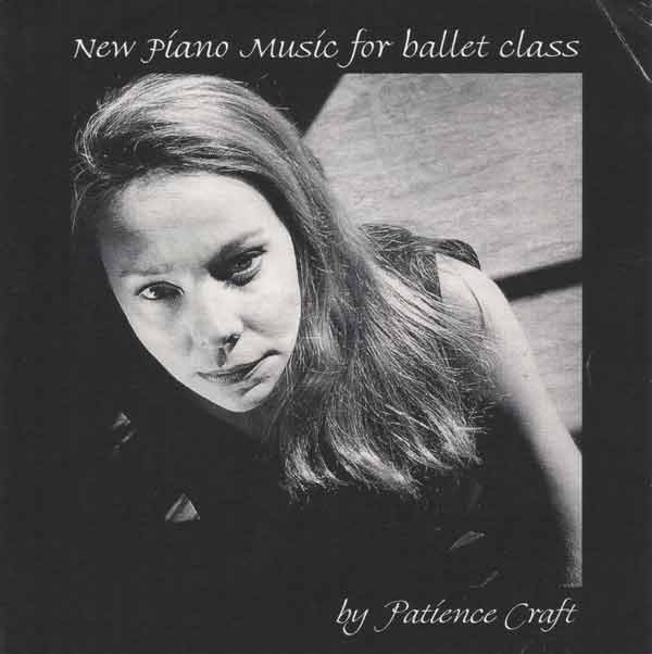 New Piano Music for Ballet Class CD